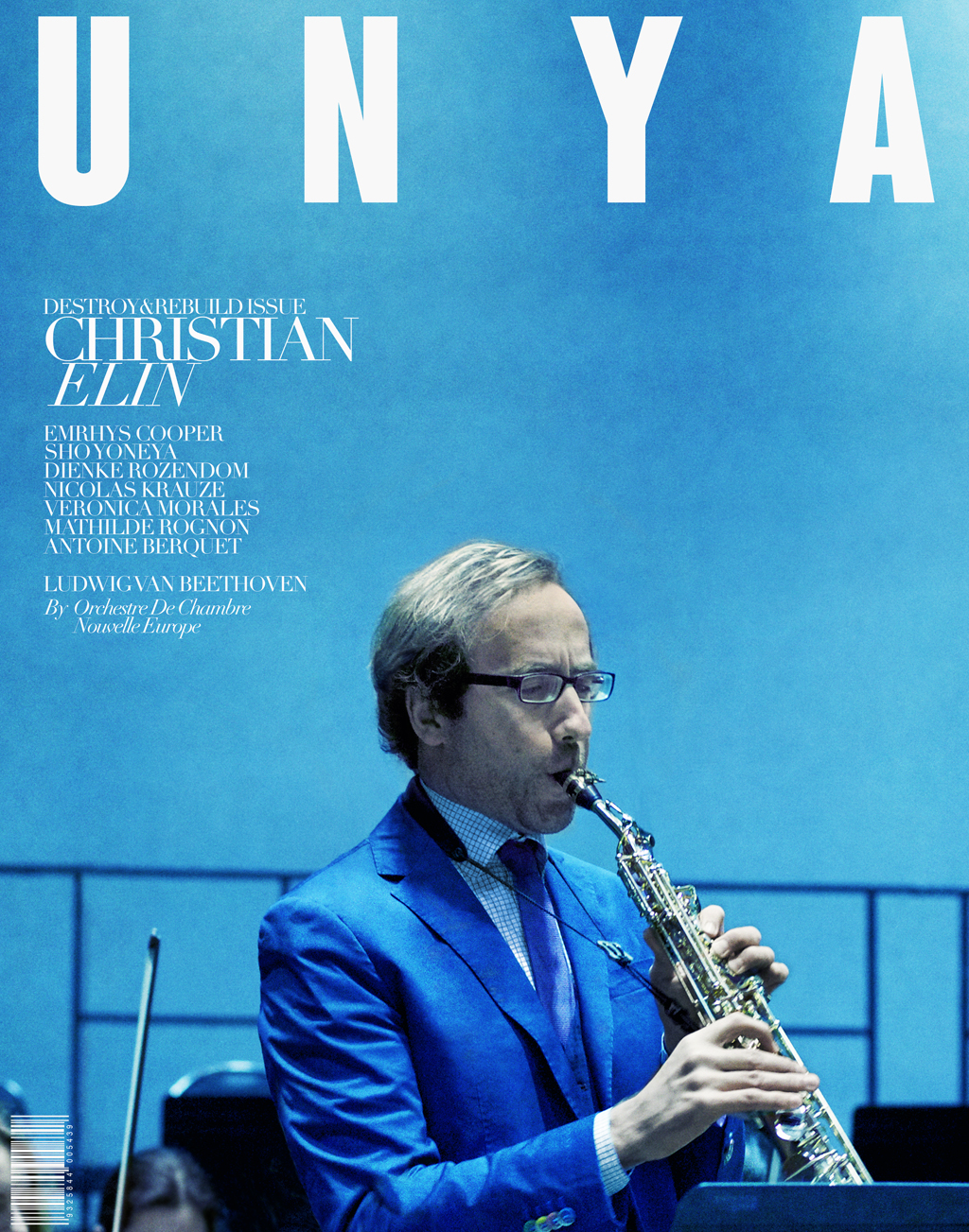 CHRISTIAN COVER